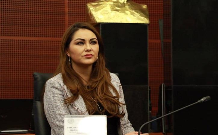 Violencia derrumbó el estado de derecho en Zacatecas: Geovanna Bañuelos