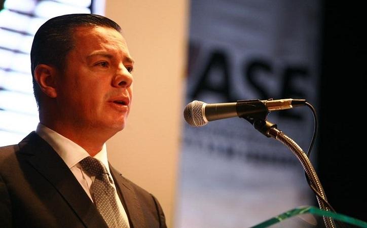 Raúl Brito, los datos al frente de la ASE