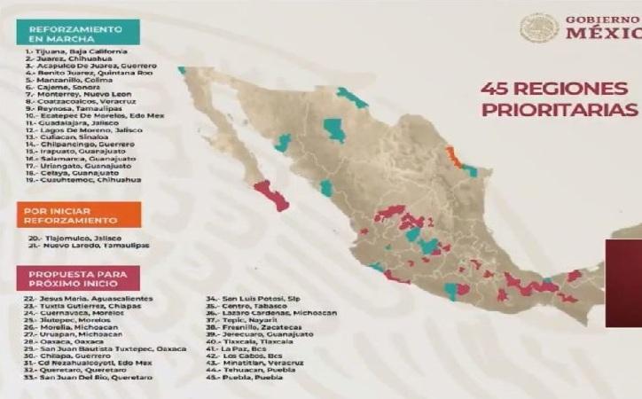 Fresnillo, único municipio zacatecano contemplado para que opere Guardia Nacional en 2019