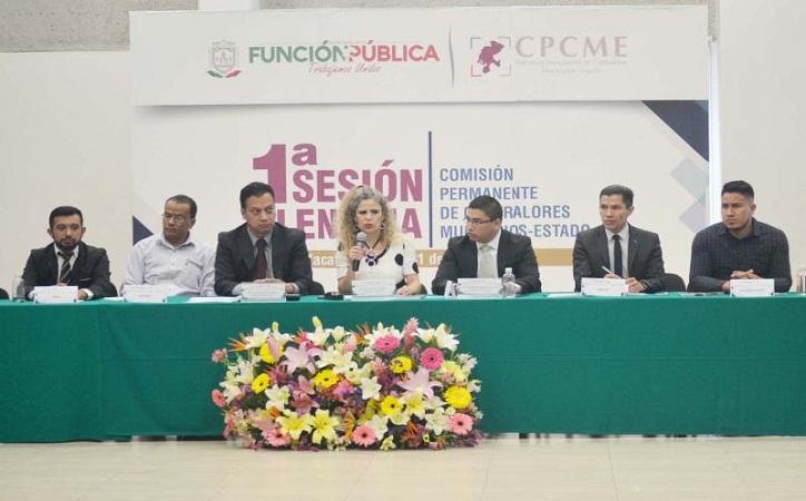 Reitera gobierno estatal respaldo a municipios para combatir corrupción y fomentar transparencia
