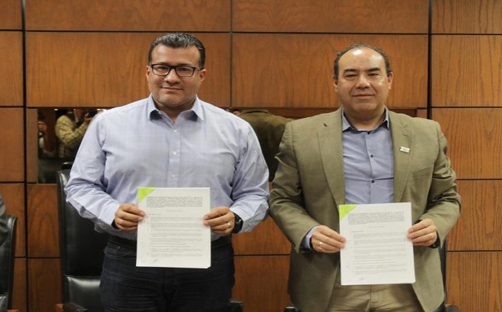Firman convenio de colaboración UAZ y Compañía Cervecera de Zacatecas