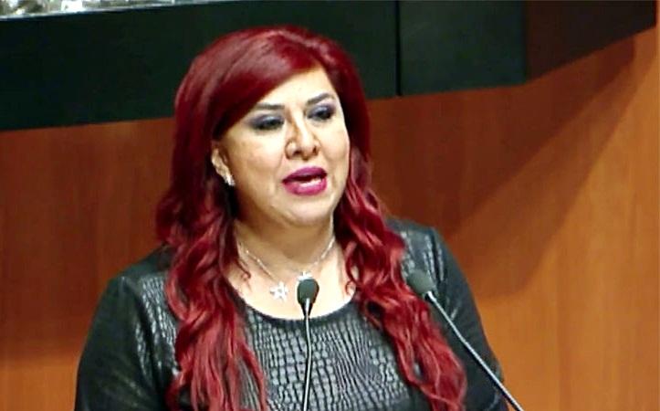 Ni marchas ni plantones darán respaldo a la gente de Mazapil: Soledad Luévano