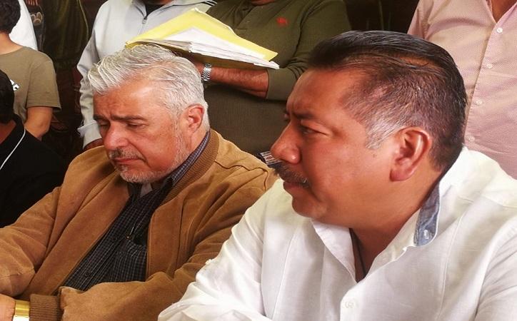 Felipe Pinedo y otros, demandados por fraude, robo y abuso de confianza en Mazapil