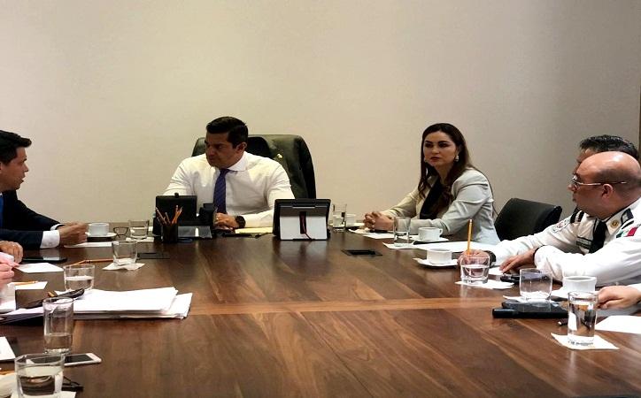 6 de julio, mesa de diálogo para destrabar conflicto en Peñasquito anuncia GB