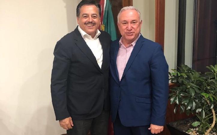 Logra Femat millón y medio para preparatoria de la UAZ en Francisco R. Murguía