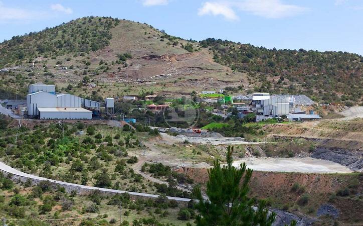 Denuncian derrame tóxico de presa de jales en mina San Martín, Sombrerete