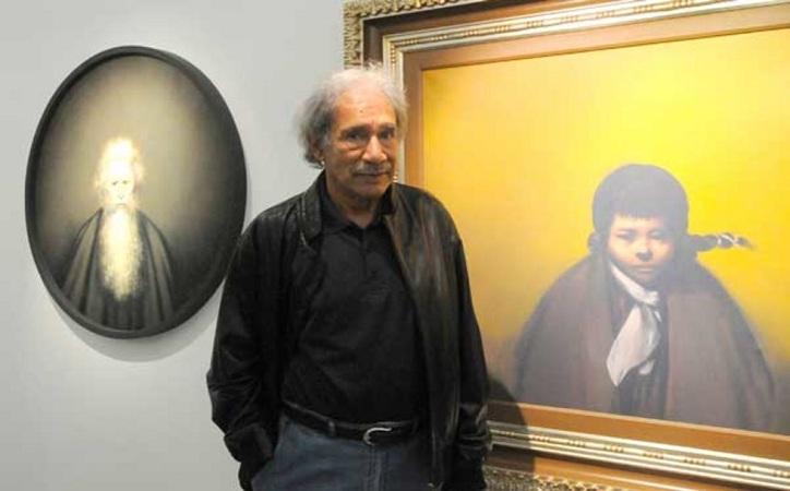 Fallece el artista Rafael Coronel