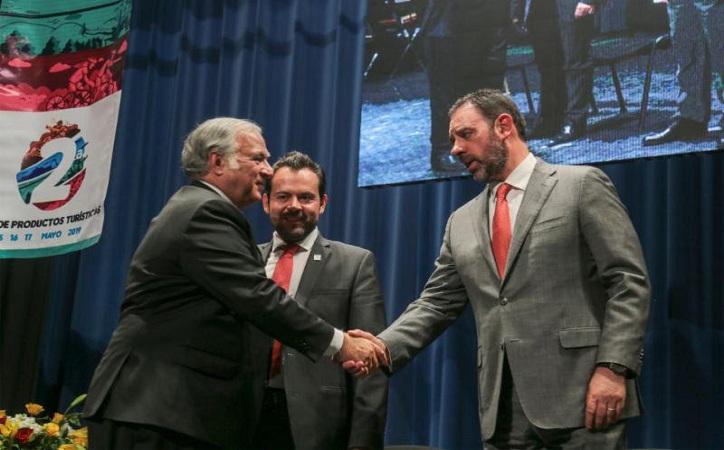 Gobierno Federal reconoce a Zacatecas como el mejor estado en la integración de productos turísticos