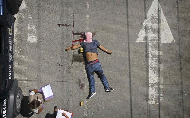 México, nación del hemisferio con más aumento de la violencia en una década