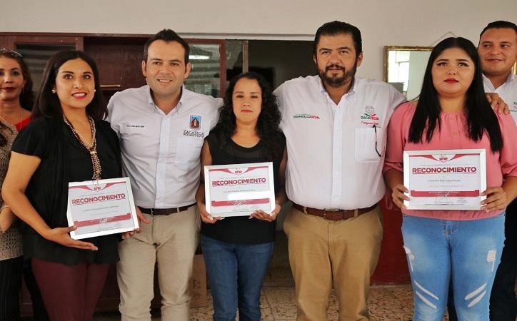 Anuncia Ulises Mejía la primer Feria de Centros Sociales en la capital