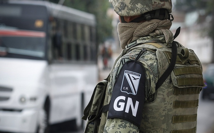 Human Rights Watch critica uso de Guardia Nacional contra migrantes