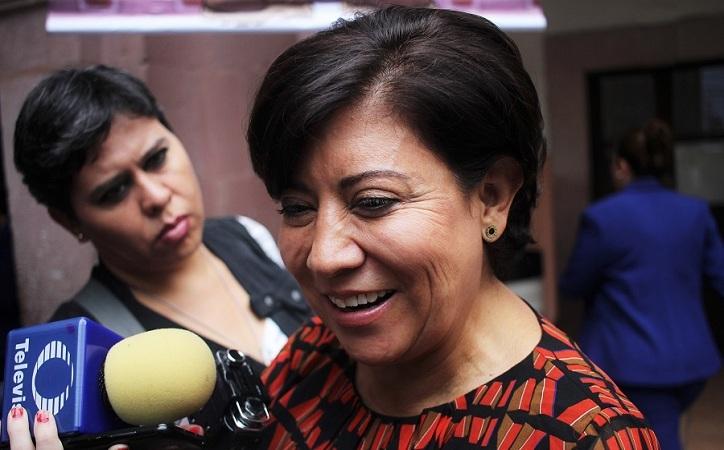 Si va Judit Guerrero como nueva directora del Cobaez