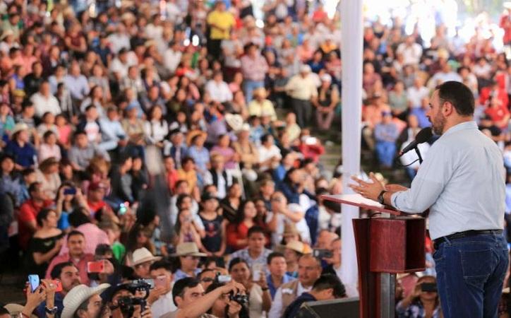 20 mil personas se congregan para celebrar 69 edición del Festival del Día del Zacatecano