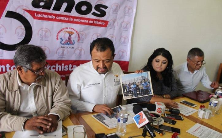 Antorcha Campesina se prepara para celebrar 45 aniversario