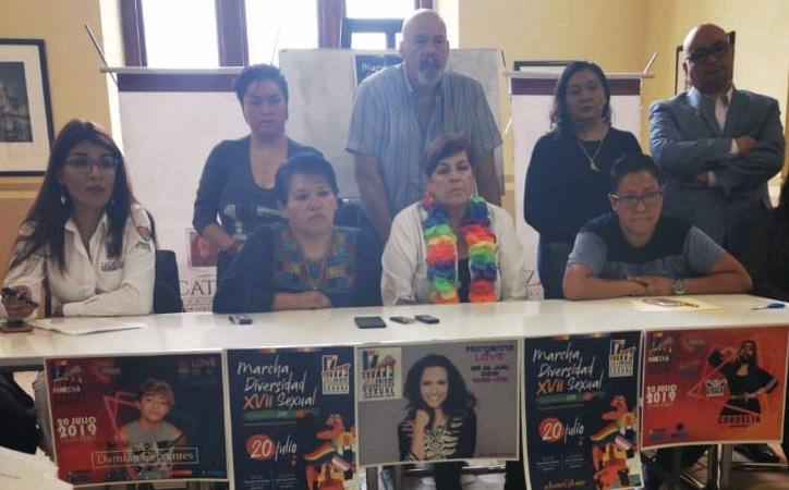 Comunidad LGBTTTIQ realizará marcha por la Diversidad Sexual; advierten a Tello y Congreso sobre acudir a SCJN