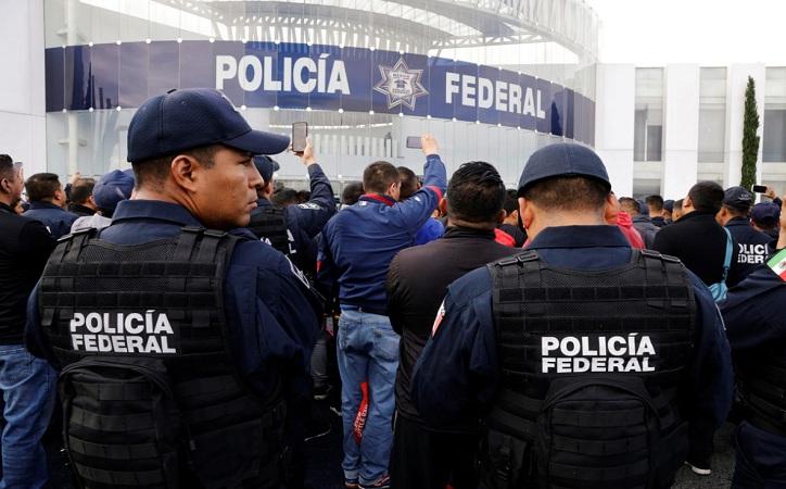 AMLO ordena investigar y revelar corrupción en la Policía Federal