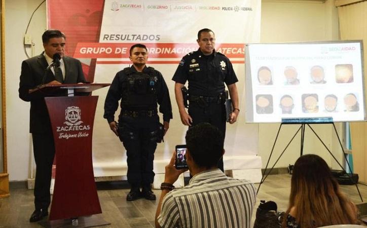 Prevención y contención del delito, ejes fundamentales en la estrategia de seguridad: Camberos