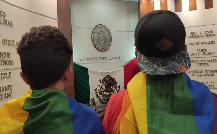 Congreso de Zacatecas rechaza matrimonio igualitario; lista de votación