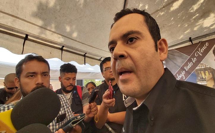 """""""Irresponsable que abogado haga aseveraciones sin pruebas"""": Mejía Haro"""