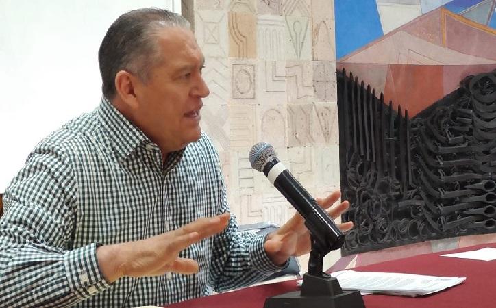 Funcionarios temen diálogo con diputados para informar avances en materia de presupuesto: Calzada