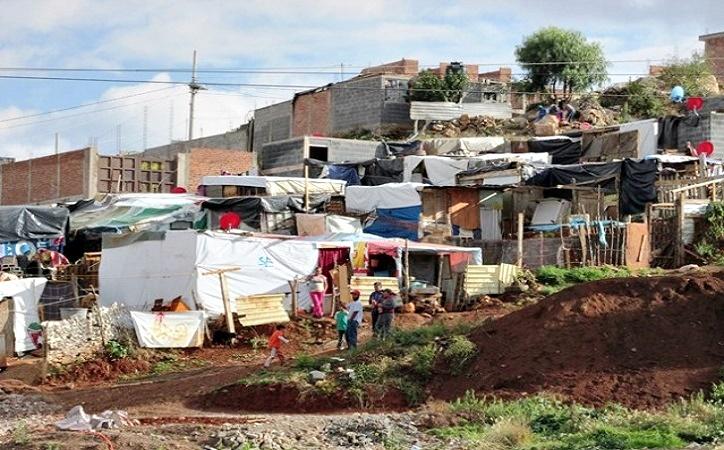 """16.8%, la tasa de población """"no pobre"""" en Zacatecas"""