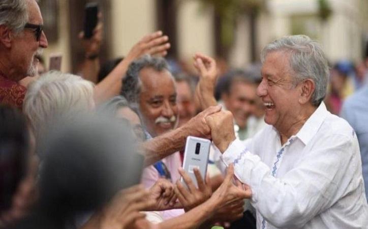 Amplio apoyo a AMLO en los estados; 71% en Zacatecas según El Financiero