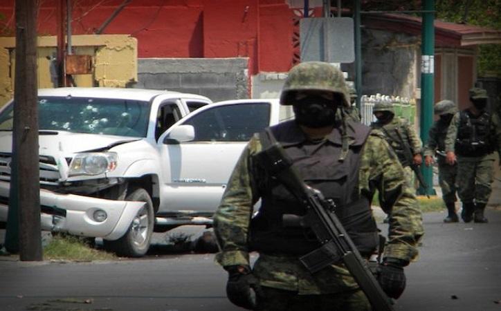 74 brazos armados dominan el 80% de México; en Zacatecas son 4