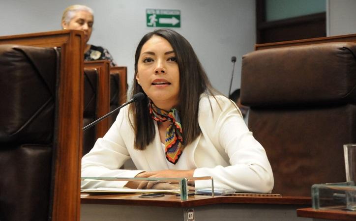 """""""Preocupante que Zacatecas forme parte de la recesión que afecta la mayoría del país"""": Diputada Emma López"""