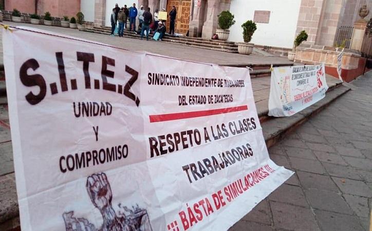 SITEZ toma de nuevo Congreso a horas de iniciar glosa de Tercer Informe