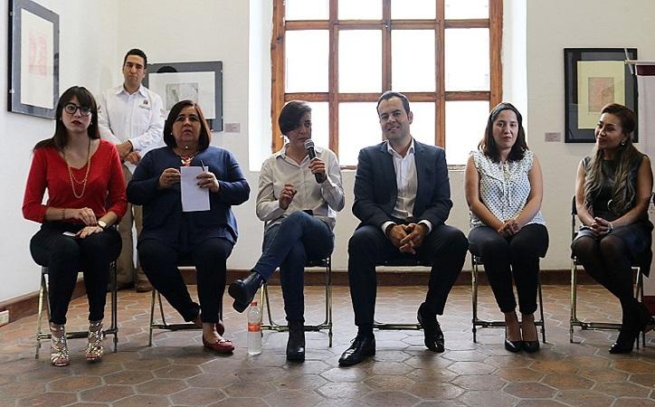 Destaca Ulises Mejía trabajo municipal por la participación política de las mujeres