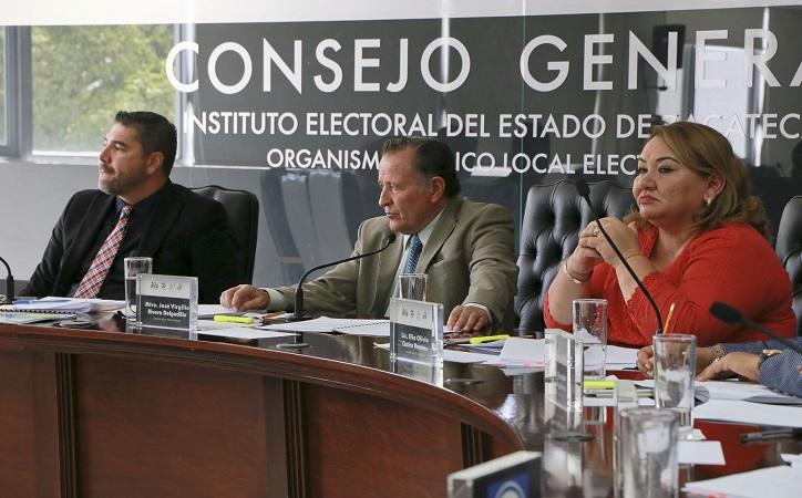 Aprueba Ieez integración de la comisión especial del voto de los zacatecanos residentes en el extranjero