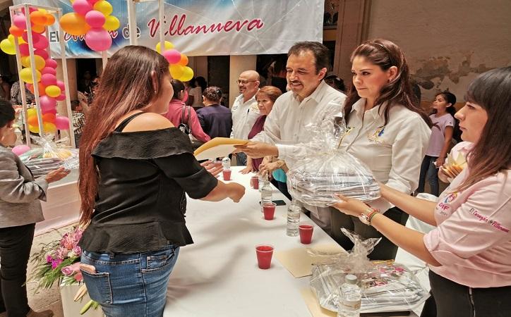 Anuncian nueva estrategia de capacitación en el DIF municipal de Villanueva