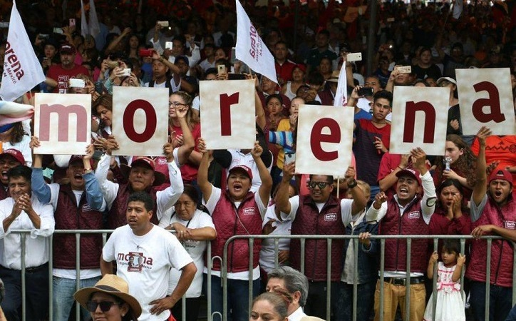 Tepjf anula elección interna de Morena