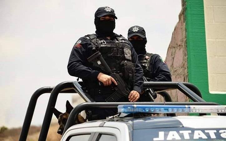 Refuerzan blindaje policiaco en frontera con Durango