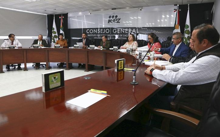Inexistentes infracciones a la normatividad electoral por Tello y Godezac declara Ieez; revés a diputados monrealistas