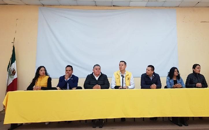 """Entrevista con el líder nacional del PRD; """"AMLO no es el mismo de hace seis años"""""""
