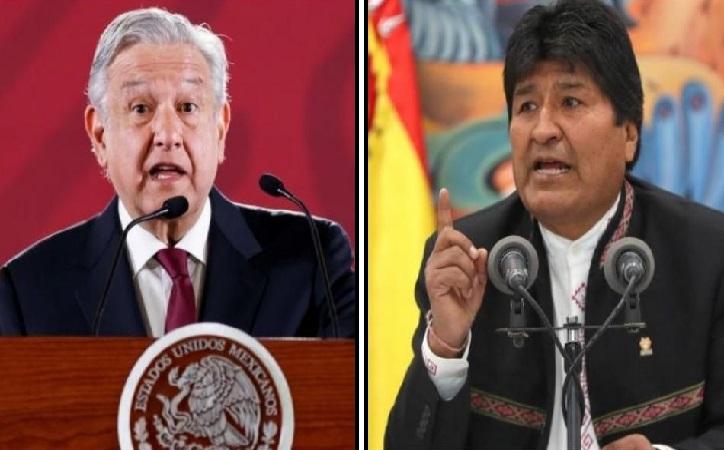 Ni López Obrador, ni Evo Morales: América para los (norte) americanos