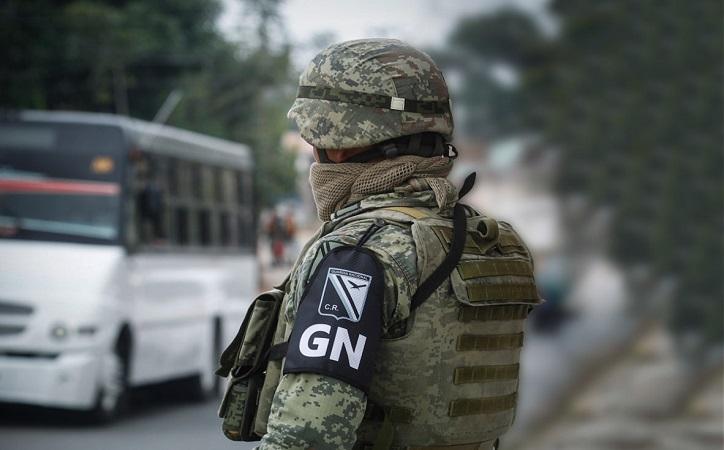 Tiene la Guardia Nacional 24 quejas ante la CNDH