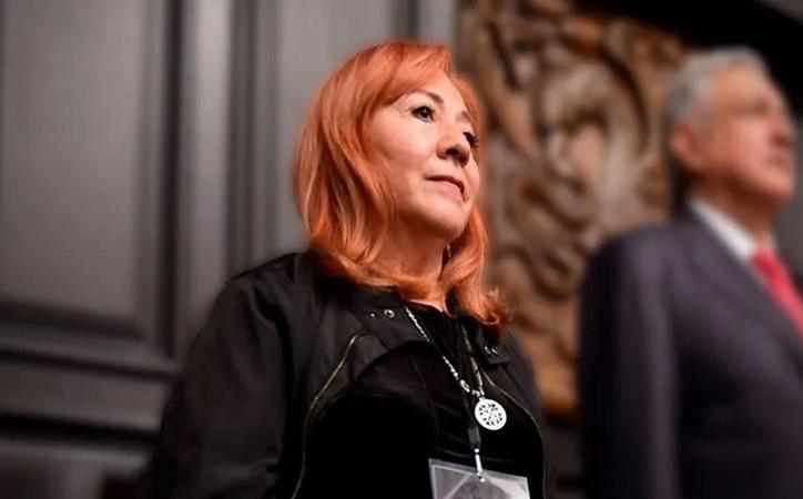 Rosario Piedra Ibarra es la nueva titular de la CNDH