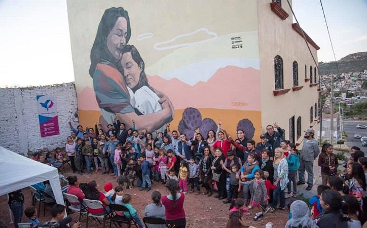 Godezac y ONU trabajan en la intervención y recuperación de espacios públicos