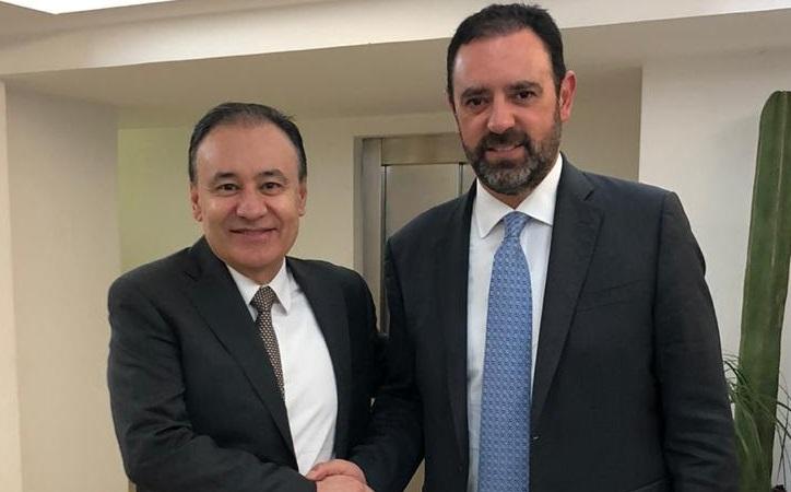 Evalúan Tello y Durazo estrategia de seguridad para Zacatecas