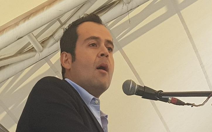 No hay demanda por toma de Jioresa, contradice Ulises Mejía al Gobernador