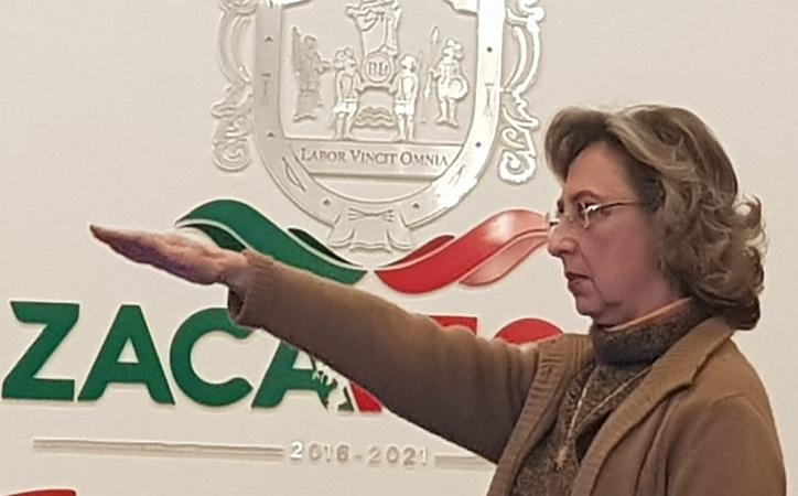 Mercedes de Vega, nueva directora del Archivo General del Estado