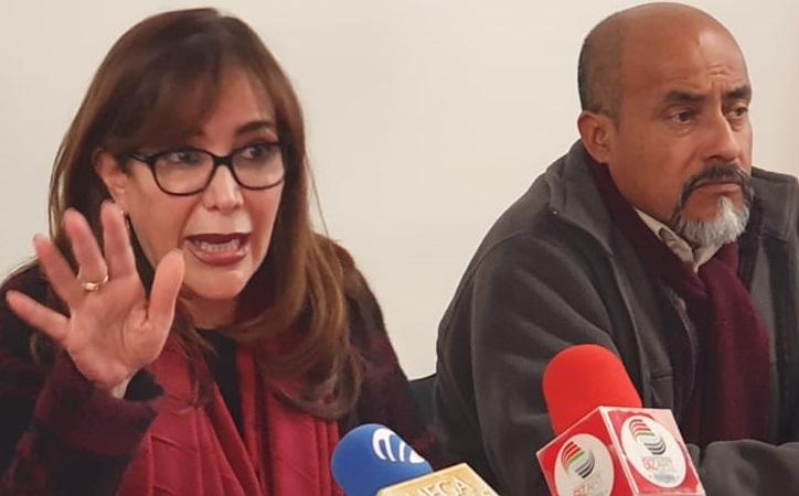 """""""Iniciativa de Soledad Luévano está muerta"""": Polevnsky en Zacatecas"""