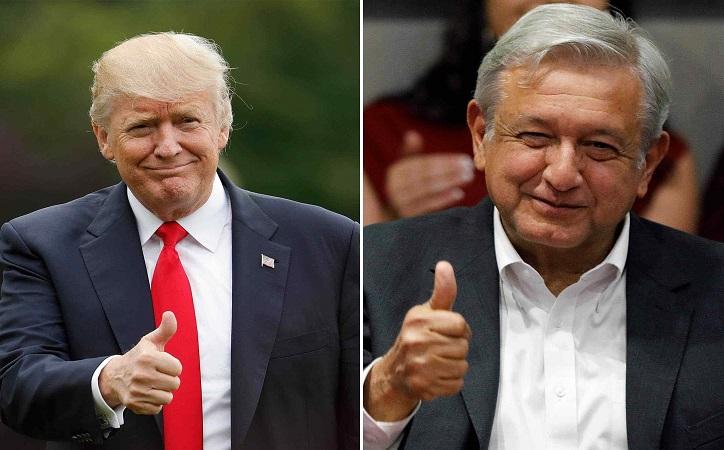 Trump frena designación de cárteles mexicanos como 'terroristas' por petición de AMLO