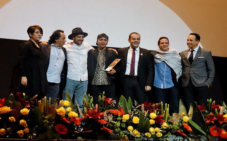 Culmina Festival Internacional de Cine en Zacatecas