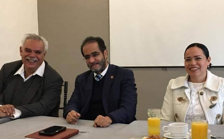 """Tres los que """"suenan"""" para la gobernatura por Morena, """"debe ser el que unifique"""" Bejarano"""