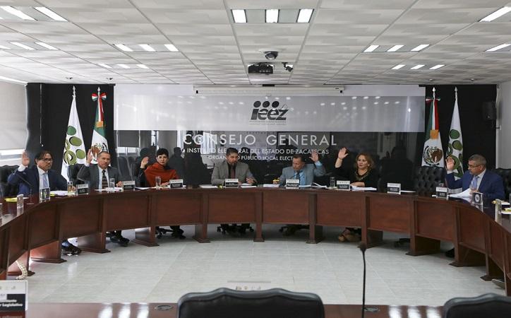 Aportará Ieez información para el banco estatal de datos sobre violencia contra las mujeres