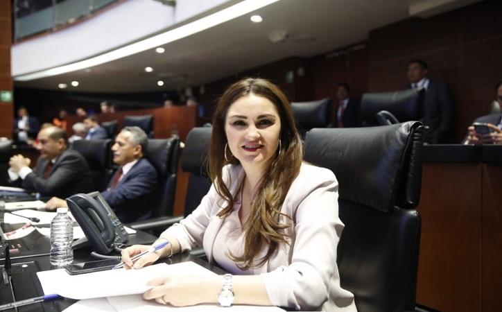 Geovanna Bañuelos va por la eliminación del nepotismo en el Poder Judicial