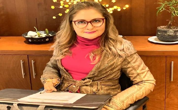 Claudia Anaya solicitó a la FGR abra expedientes sobre irregularidades señaladas en el Seguro Popular